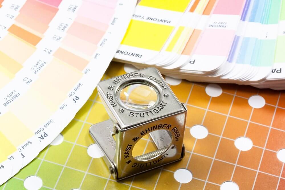 Carta colores Gráfica Los Majuelos